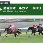 第62回 産経賞オールカマー(GII)